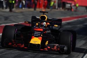 Formula 1, tre posizioni di penalità sulla griglia di partenza per Ricciardo