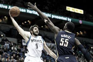 Pretemporada NBA: Indiana Pacers vs Minnesota Timberwolves en vivo y en directo online