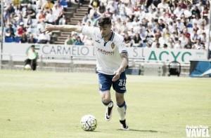"""Diego Rico: """"Es injusto que se critique a un solo jugador por la derrota de Palamós"""""""