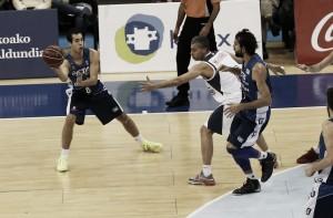 Las notas del RETAbet Gipuuzkoa Basket: Andrés Rico