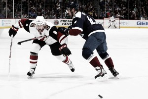 Arizona Coyotes' Tobias Rieder may be gone