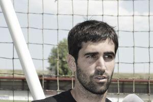 """Asier Riesgo: """"Tenemos que ser competitivos"""""""