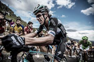 Rigoberto Urán abandona la Vuelta a España