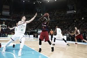 El FC Barcelona Lassa consigue el billete a las semifinales con un gran Eriksson