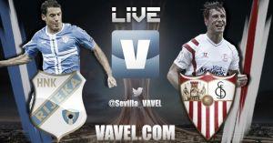 Rijeka vs Sevilla en vivo y en directo online