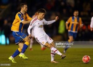 Man Utd Loan Watch: Joe Riley dislocates shoulder at Sheffield United