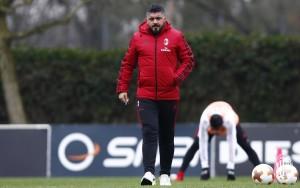 """Gattuso: """"Con il Ludogorets scelte legate alla stanchezza. Andrè Silva titolare"""""""
