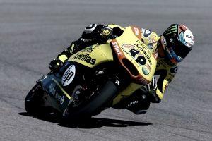 Indianapolis: prima vittoria in Moto2 per il rookie Alex Rins, Morbidelli a podio.