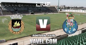 Resultado Rio Ave vs Porto en la Taça da Liga 2014 (0-1)