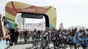 Los quince días del ciclismo olímpico