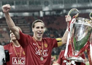 Rio Ferdinand retires from professional football