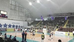 Após jogo retomado, Rexona-SESC se classifica para semi da Copa do Brasil diante do Fluminense