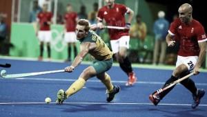 Resumen hockey hierba: Estados Unidos y Nueva Zelanda sobresalen en una jornada igualada