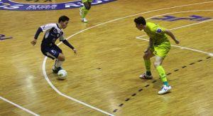 Segovia Futsal deja KO a Aspil Ribera Navarra
