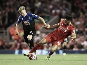 Liverpool 1-0 Bournemouth: Cherries fall to unfortunate defeat after debatable refereeing decisions