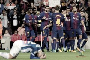 FC Barcelona, líder imbatido