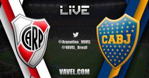 Resultado do jogo River Plate x Boca Juniors ao vivo  na Copa Sul-Americana 2014