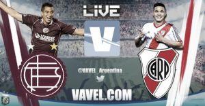 Argentina First Division Live: Lanus vs River Plate