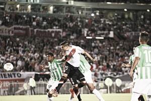 Historial de Nacional contra equipos argentinos en instancias definitivas