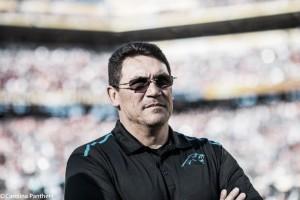 Los Carolina Panthers renuevan a Ron Rivera hasta 2018