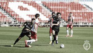 El Almería B le gana el asalto al Real Jaén