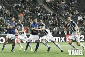 Amor incompleto en el BBVA; empate entre Rayados y Cruz Azul