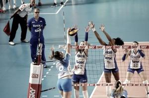 Fora de casa, Rio supera Minas no primeiro jogo da semifinal da Superliga Feminina