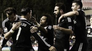 Rayo Vallecano 0-2 Real Madrid: Los Blancos overcome poor first-half to keep pace in title chase