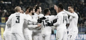 Shakhtar Donetsk- Real Madrid: puntuaciones Real Madrid, jornada 5 UEFA Champions League