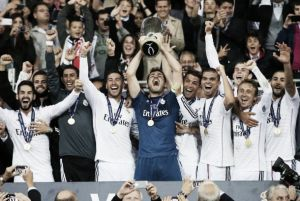 Real Madrid 2-0 Sevilla: Los Blancos comfortably see off Sevilla in Super Cup