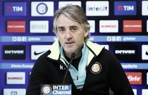 """Inter, parla Mancini: """"Resto al 100%. Sento la fiducia della società, non è mai mancata"""""""