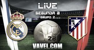 Real Madrid Castilla vs Atlético de Madrid B en vivo y en directo online