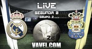 Real Madrid Castilla vs Las Palmas Atlético en vivo y en directo online (5-1)