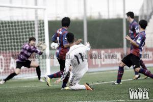 Leioa - Real Madrid Castilla: duelo de rachas
