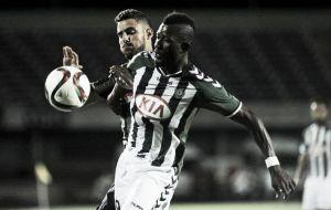 Reparto de puntos en el Estádio do Bonfim