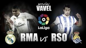 Previa Real Madrid - Real Sociedad: recuperar la memoria