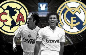 América y Real Madrid, compartiendo grandeza