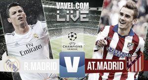 Resultado Real Madrid vs Atlético en Champions League2015(1-0)