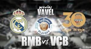Previa Real Madrid - Valencia Basket: el dominio contra la amarga historia