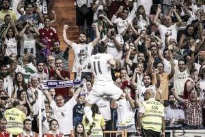 Le Real Madrid se relève