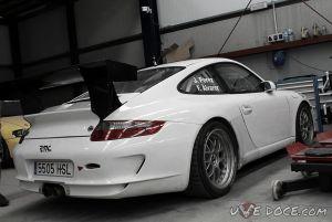 Toño Sainz disputará el rally de Madrid con un Porsche 997 GT3 2008 de RMC
