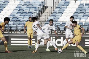 Fotos e imágenes del Real Madrid Castilla 1-2 Burgos, pretemporada 2015