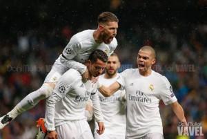 La contracrónica del Real Madrid - Wolfsburgo: Cristiano y nada más