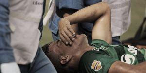 De 4 a 6 semanas Andrés Roa estará fuera de las canchas