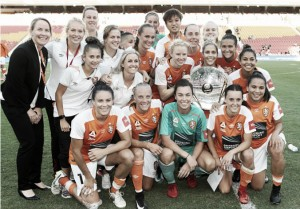 Westfield W-League Round 14 recap: Brisbane Roar wins the Premiership