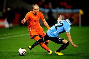 """Robben: """"Solo podríamos tener una revancha en la final"""""""