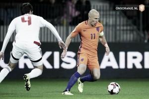 Robben entrega os pontos e diz que Holanda não conseguirá golear Suécia para ir à Copa