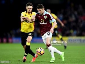 Burnley new boy Robbie Brady impressed with teammates' fight