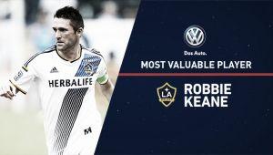 Robbie Keane: Jugador Más Valioso Volkswagen MLS
