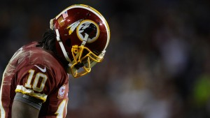Washington Redskins Release Robert Griffin III